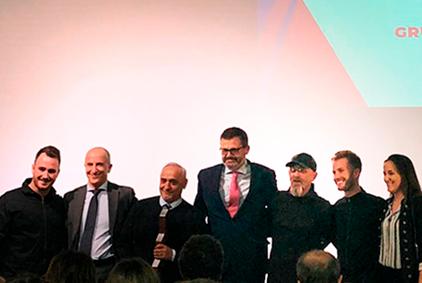 Premio a la Mejor Comunicación del sector constructor-inmobiliario a Grupo Avintia en 'los mejores de pr'.